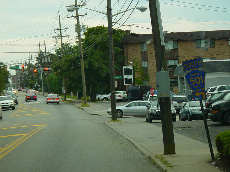 New Jersey State Route 93 - Grand Avenue - Photo Gallery