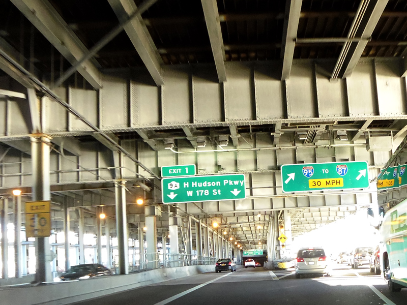 Interstate 95 - New England Thruway - Photo Gallery - East