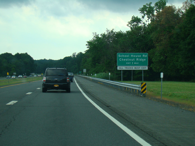 East Coast Roads - Garden State Parkway - Photo Gallery