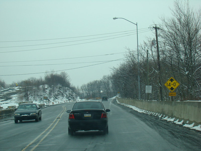 Pennsylvania State Route 315 - Photo Gallery - East Coast Roads