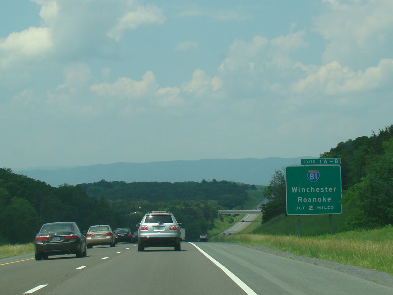 Interstate 66 Photo Gallery East Coast Roads